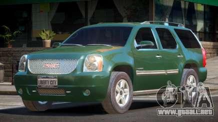 GMC Yukon TR para GTA 4