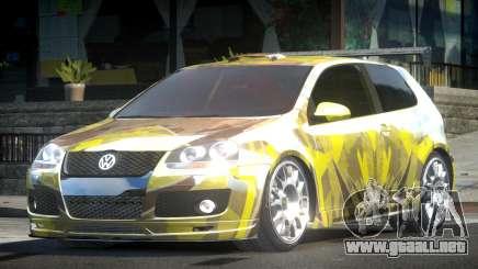 Volkswagen Golf GTI Drift PJ9 para GTA 4