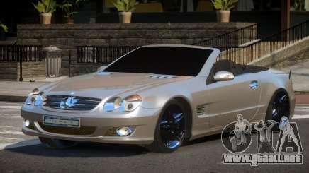 Mercedes-Benz SL500 SR para GTA 4