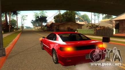 Universal Vehicle Lights v1.1 para GTA San Andreas