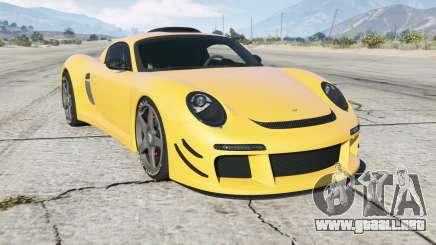 Ruf CTR3 add-on para GTA 5