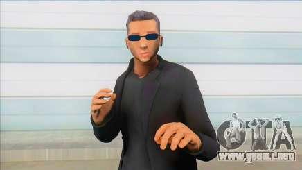 New Wuzimu Formal Or Elegant Suit para GTA San Andreas