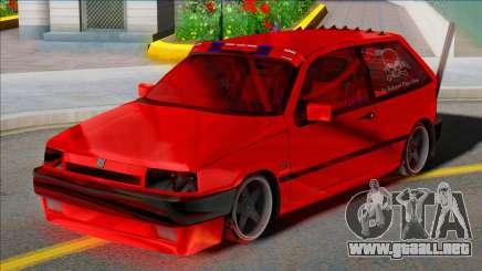 Fiat Tipo Low Tuning para GTA San Andreas