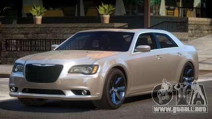 Chrysler 300C GS para GTA 4