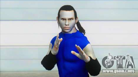 WWF Attitude Era Skin (matthardy) para GTA San Andreas