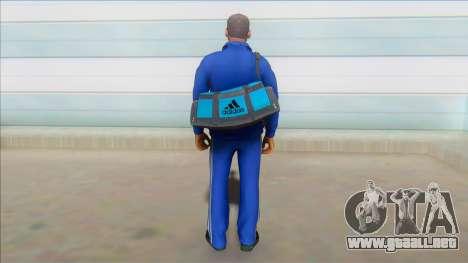 New Wuzimu Casual V3 TrackSuit Adidas Sport V2 para GTA San Andreas