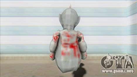 SlendyTubbies - Crawler Classic para GTA San Andreas
