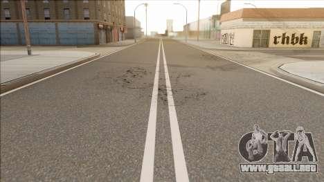 SA New Roads para GTA San Andreas