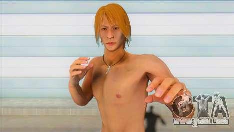 Yakzua (Kuami shirtless) para GTA San Andreas