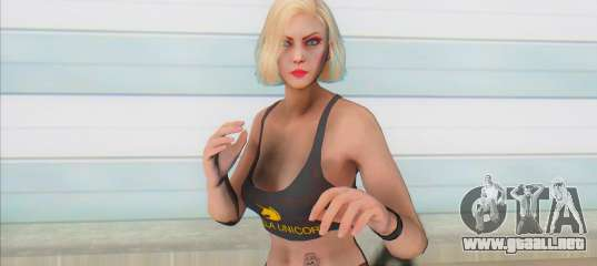 Gta V Topless Female Characters Glitch after all patches