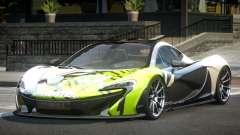 McLaren P1 ES L9 para GTA 4