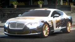Bentley Continental GT Drift L3 para GTA 4
