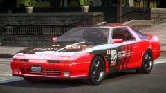 Toyota Supra GS L5 para GTA 4