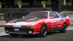 Toyota Supra GS L7 para GTA 4