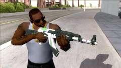 CSGO AK-47 Sport para GTA San Andreas