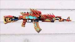 AK47 PALADIN CHIMAERA para GTA San Andreas