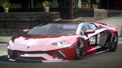 Lamborghini Aventador BS L8 para GTA 4