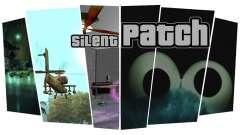 SilentPatch 1.1 Build 32 (22/02/2020) para GTA San Andreas
