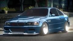 BMW M3 E46 BS Drift para GTA 4