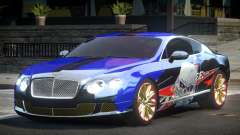 Bentley Continental GT Drift L1