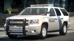 Chevrolet Tahoe GMT900 2007 Homeland Security
