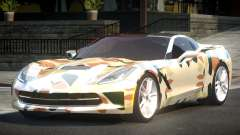 Chevrolet Corvette Z51 GT L4 para GTA 4