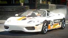 2005 Ferrari 360 GT L7 para GTA 4