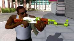 CSGO AK-47 Hydroponic para GTA San Andreas