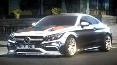 Mercedes Benz C63S GST para GTA 4