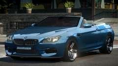 2018 BMW M6 F12