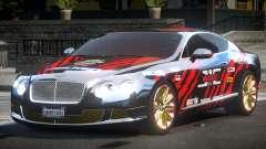 Bentley Continental GT Drift L5