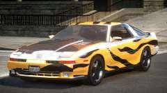Toyota Supra GS L8 para GTA 4