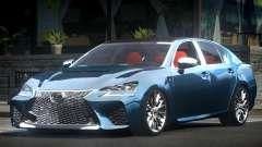 Lexus GSF ES Drift