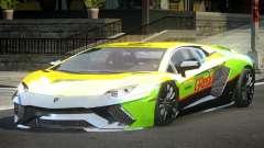 Lamborghini Aventador BS L9 para GTA 4
