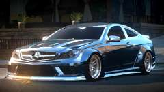 Mercedes Benz C63 GS L-Tuning para GTA 4