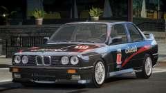 BMW M3 E30 GST Drift L9 para GTA 4