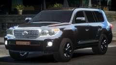Toyota Land Cruiser TR