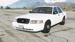 Ford Crown Victoria Undercover para GTA 5