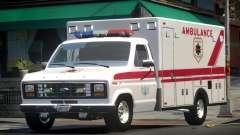 Ford E150 Ambulance