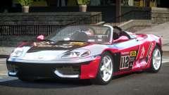 2005 Ferrari 360 GT L5 para GTA 4