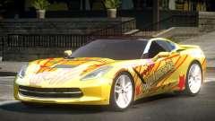 Chevrolet Corvette Z51 GT L5 para GTA 4