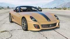 Ferrari 599 GTO 2010 para GTA 5