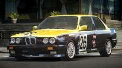 BMW M3 E30 GST Drift L10 para GTA 4