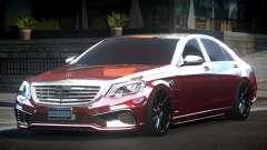 Mercedes-Benz S63 ES para GTA 4