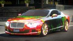 Bentley Continental GT Drift L4 para GTA 4