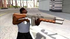 HeavyMachine Gun V2 from Metal Slug Attack para GTA San Andreas