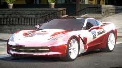Chevrolet Corvette Z51 GT L9 para GTA 4