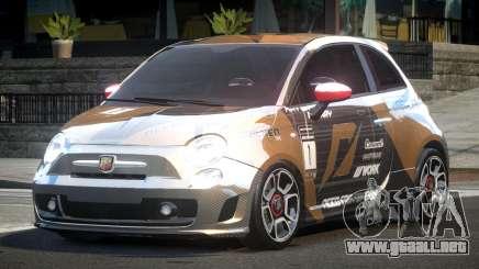 Fiat Abarth Drift L1 para GTA 4