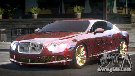 Bentley Continental GT Drift L8 para GTA 4