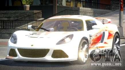 Lotus Exige ES L3 para GTA 4